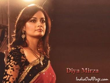Dia mirza beautiful