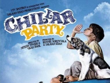 Chillar Party boys