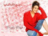 Preity Zinta Bold