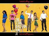 Dil Toh Baccha Hai Ji wallpaper