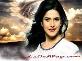 Zarine Khan bold