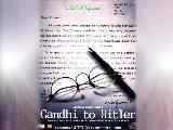 Gandhi To Hitler5